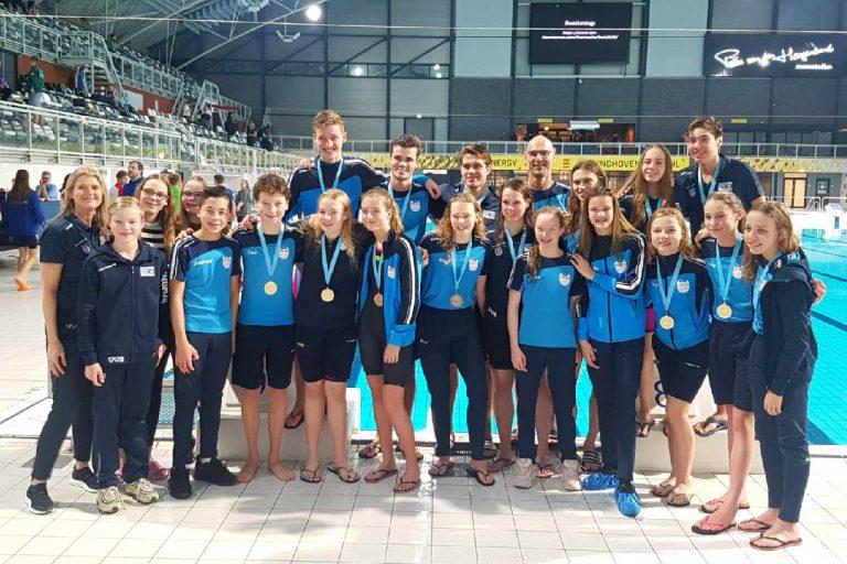 Medailleregen bij Brabantse Kampioenschappen