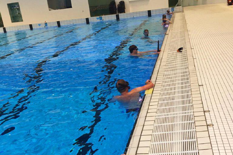 Onderwaterhockey weer van start!